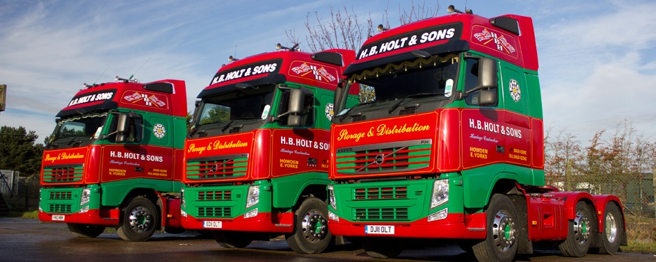 Truck tyre fleet management Goole East Yorkshire